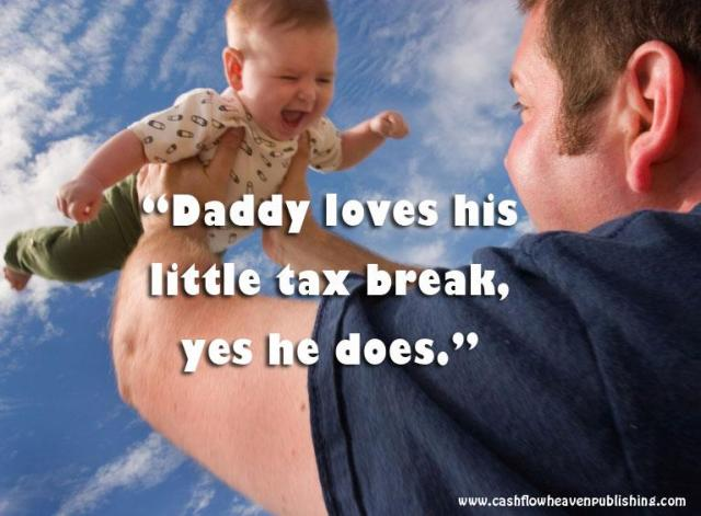 Some Tax Breaks Are Cuter Than Others